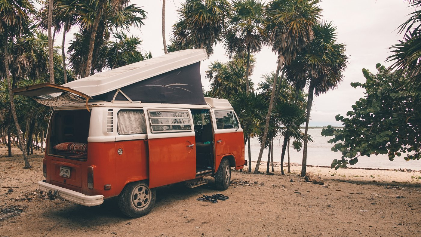 rent an old volkswagen bus in mexico that 39 s how you do it route the kombi experience. Black Bedroom Furniture Sets. Home Design Ideas